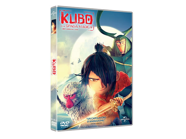 画像1: イタリア語などで観る「Kubo and the Two Strings」 DVD【B1】【B2】
