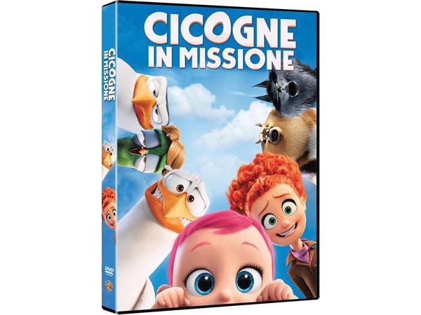 画像1: イタリア語などで観るニコラス・ストーラーの「コウノトリ大作戦!」 DVD【B1】【B2】【C1】