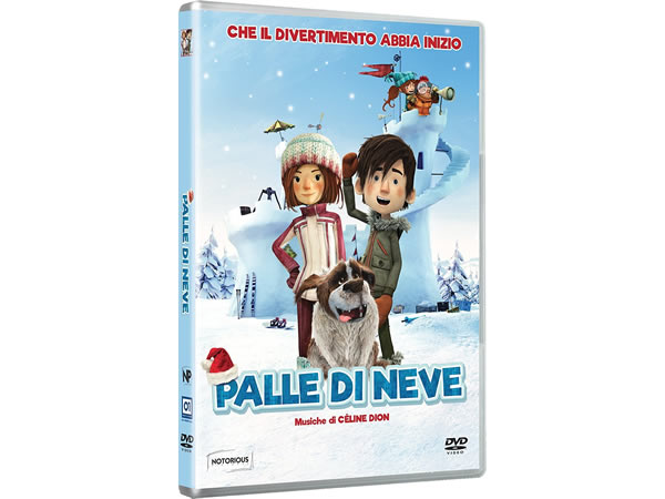 画像1: イタリア語などで観る「Snowtime!」 DVD【B1】【B2】