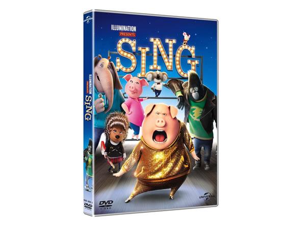画像1: イタリア語などで観る「SING/シング」 DVD【B1】【B2】
