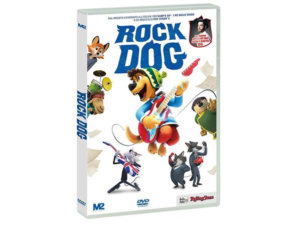 画像1: イタリア語で観る「Rock Dog」 DVD【B1】【B2】