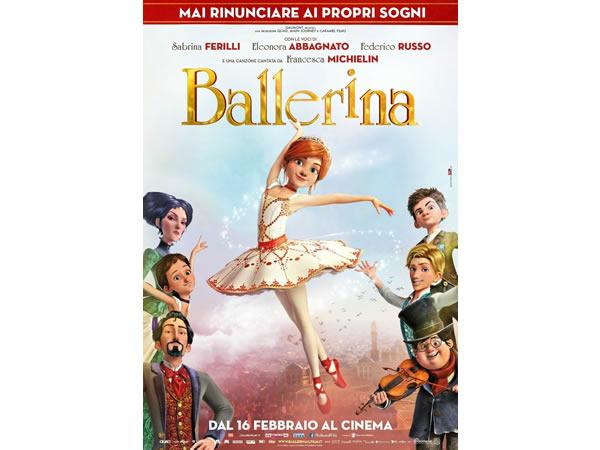 画像1: イタリア語などで観る「Ballerina」 DVD【B1】【B2】