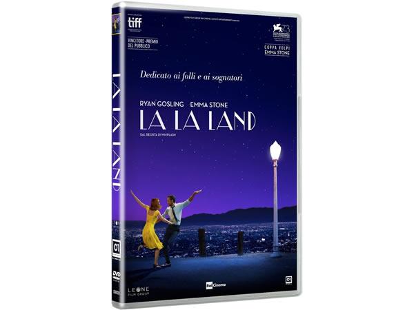 画像1: イタリア語などで観るデミアン・チャゼルの「ラ・ラ・ランド」 DVD  【B1】【B2】