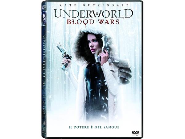 画像1: イタリア語などで観る映画 アンナ・フォースターの「アンダーワールド ブラッド・ウォーズ」 DVD  【B1】【B2】