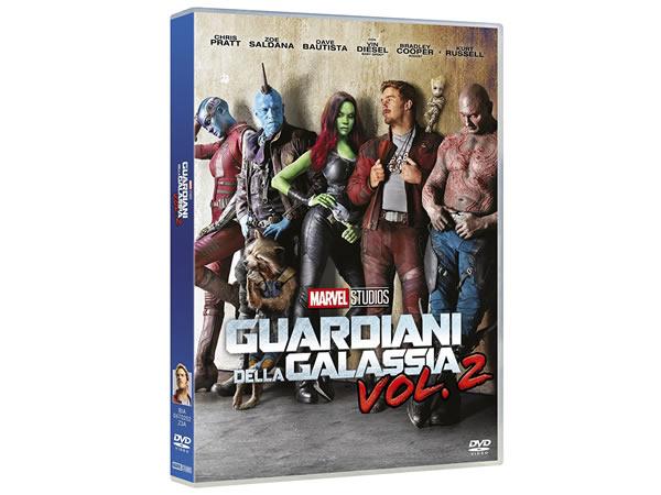 画像1: イタリア語などで観る映画 ジェームズ・ガンの「ガーディアンズ・オブ・ギャラクシー: リミックス Guardians of the Galaxy Vol. 2」 DVD  【B1】【B2】