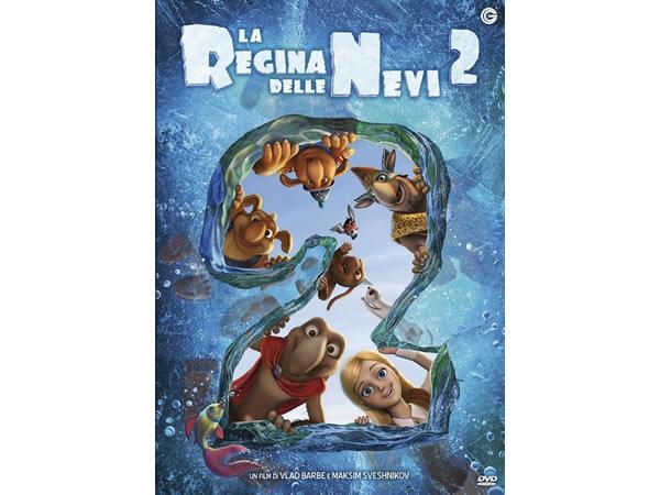 画像1: イタリア語などで観る「雪の女王 2」 DVD【A2】【B1】