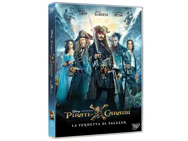 画像1: イタリア語などで観るジョニー・デップの「パイレーツ・オブ・カリビアン/最後の海賊」 DVD  【B1】【B2】【C1】