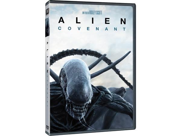 画像1: イタリア語などで観る映画 リドリー・スコットの「エイリアン: コヴェナント」 DVD  【B1】【B2】