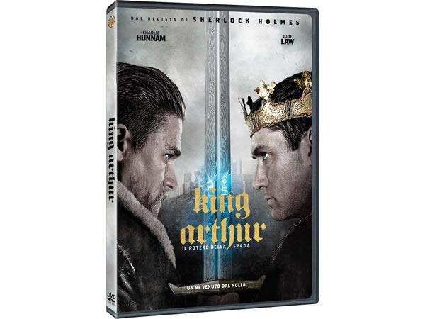 画像1: イタリア語などで観る映画 ガイ・リッチーの「キング・アーサー」 DVD  【B1】【B2】