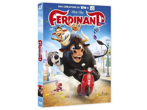 画像1: イタリア語などで観るカルロス・サルダーニャの「フェルディナンド」 DVD【B1】【B2】