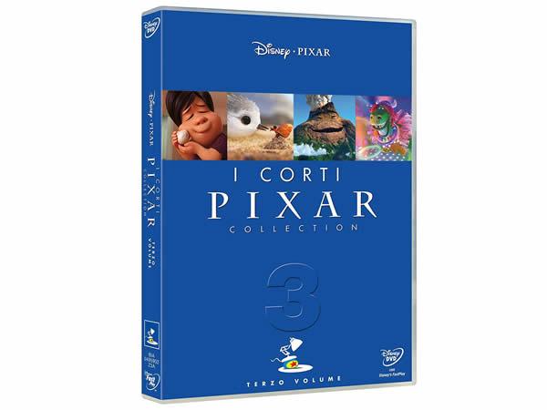 画像1: イタリア語などで観るディズニー&ピクサーの「ピクサー・ショート・フィルム Vol.3」 DVD【A2】【B1】