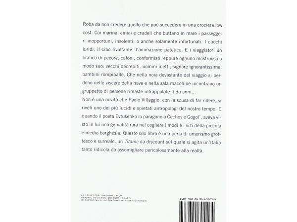画像2: Paolo Villaggio 「Crociera lo cost」【B1】【B2】【C1】