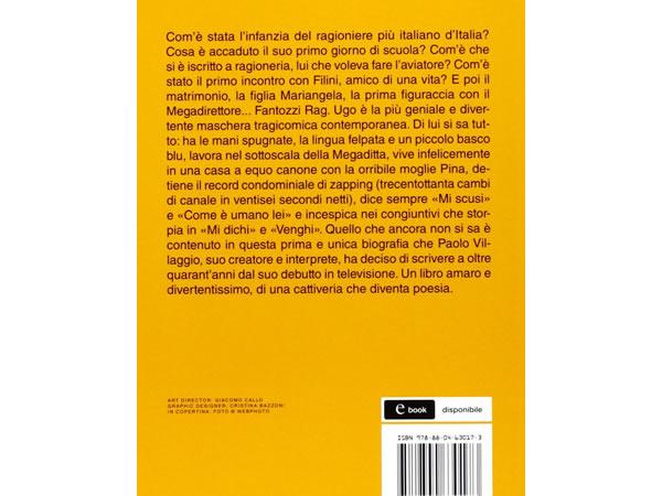 画像2: Paolo Villaggio 「Tragica vita del ragionier Fantozzi」【B1】【B2】【C1】