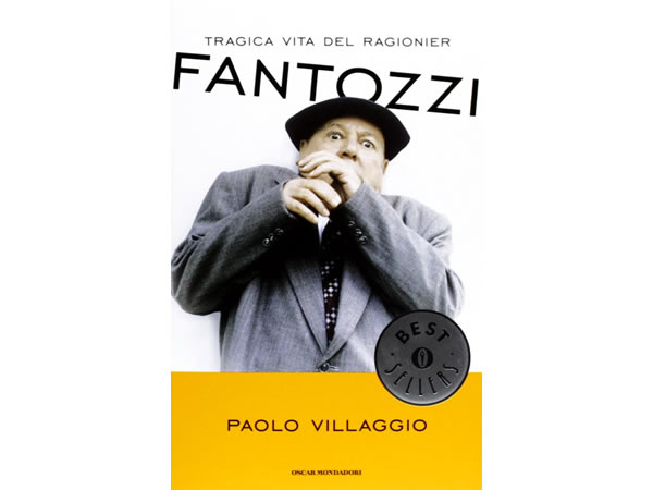 画像1: Paolo Villaggio 「Tragica vita del ragionier Fantozzi」【B1】【B2】【C1】