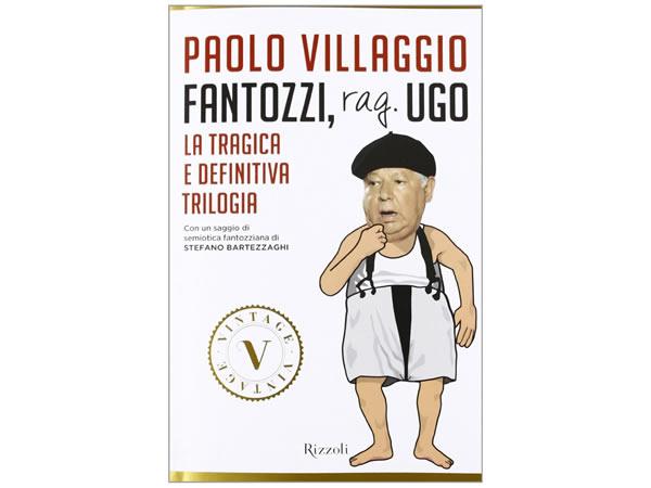 画像1: Paolo Villaggio 「Fantozzi, Rag. Ugo. La trilogia totale e definitiva」【B1】【B2】【C1】