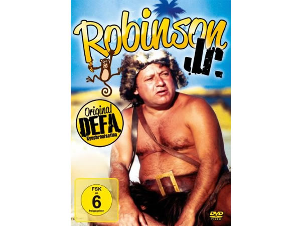 画像1: ドイツ語で観る、イタリアのコメディ映画Paolo Villaggio 「Robinson Jr.」DVD 【A1】【A2】【B1】