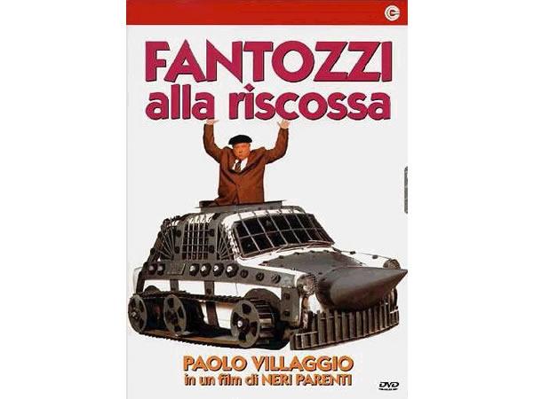 画像1: イタリアのコメディ映画Paolo Villaggio 「Fantozzi Alla Riscossa」DVD 【A1】【A2】【B1】