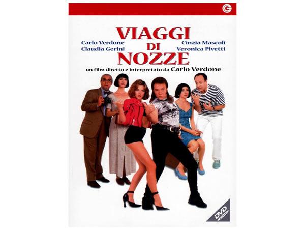 画像1: イタリアのコメディ映画「Viaggi Di Nozze」 3つの新婚旅行  DVD 【B2】【C1】