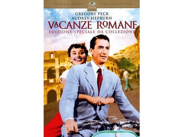 画像1: イタリア語などで観るウィリアム・ワイラーの「ローマの休日」  DVD 【B2】【C1】