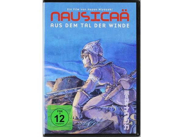 画像1: 日本語&英語&ドイツ語で観る、宮崎駿の「風の谷のナウシカ」 DVD