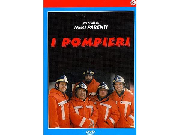 画像1: イタリアのコメディ映画Paolo Villaggio 「I Pompieri」DVD 【A1】【A2】【B1】