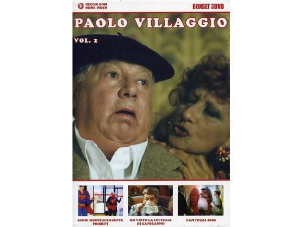 画像1: イタリアのコメディ映画Ugo Fantozzi 「Paolo Villaggio Cofanetto 02」DVD 3枚組【A1】【A2】【B1】