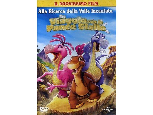 画像1: イタリア語などで観るスティーヴン・スピルバーグとジョージ・ルーカスの「リトルフット 13 Alla ricerca della Valle Incantata 13」 DVD【B1】【B2】