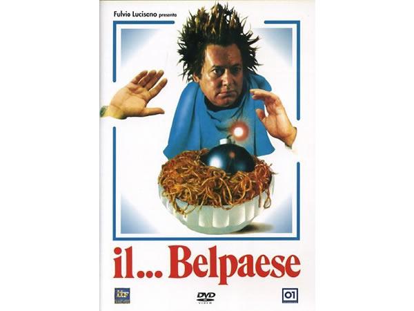 画像1: イタリアのコメディ映画Paolo Villaggio 「Il Belpaese」DVD 【A1】【A2】【B1】