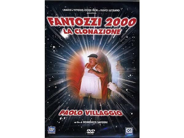 画像1: イタリアのコメディ映画Paolo Villaggio 「Fantozzi 2000 - La Clonazione」DVD 【A1】【A2】【B1】