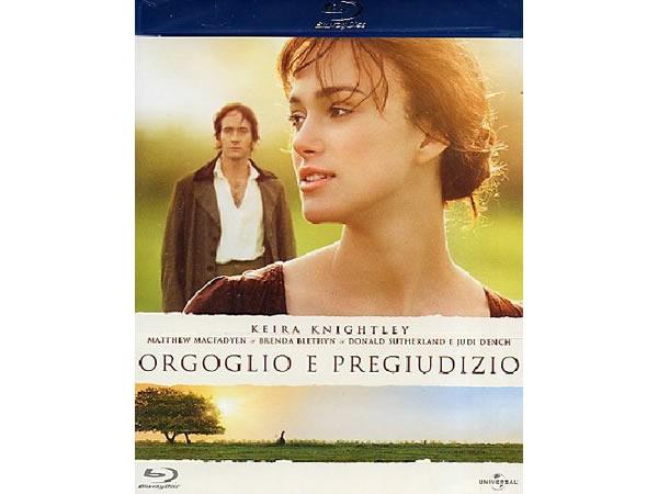 画像1: イタリア語で観るキーラ・ナイトレイ出演の「プライドと偏見」 DVD  【B2】【C1】