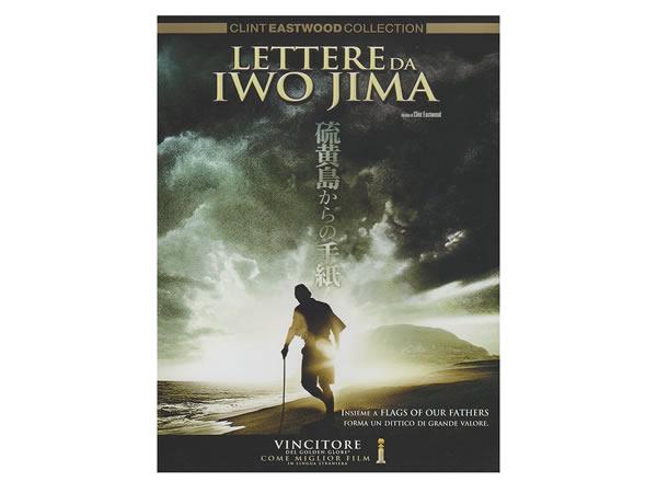 画像1: イタリア語で観る、クリント・イーストウッドの「硫黄島からの手紙」 DVD 【B2】