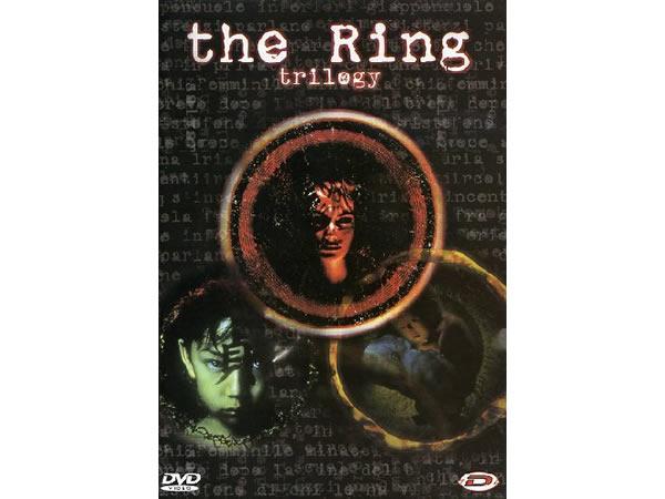 画像1: イタリア語で観る、鈴木光司の「リング コンプリートBOX」 DVD 【B1】【B2】