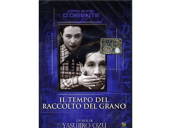 画像1: イタリア語で観る、小津安二郎の「麦秋」 DVD 【B1】【B2】