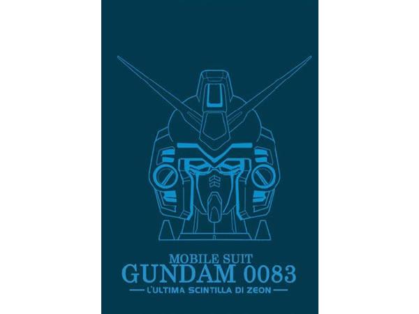 画像1: イタリア語で観る、 富野由悠季の「Mobile Suit Gundam 0083 The Movie」 DVD 【B1】