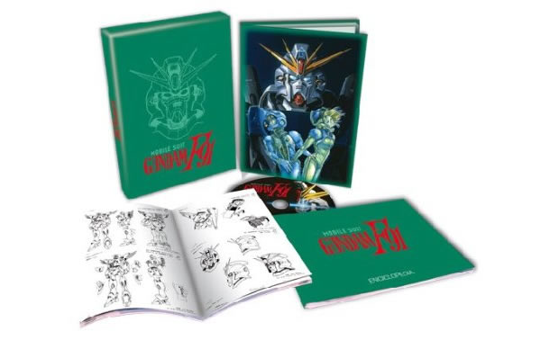 画像2: イタリア語で観る、 富野由悠季の「Mobile Suit Gundam F91 The Movie」 DVD 【B1】