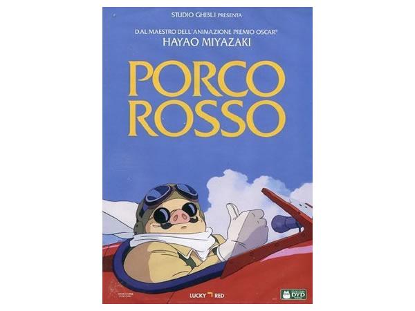画像1: イタリア語で観る、宮崎駿の「紅の豚」 DVD 【B2】【C1】