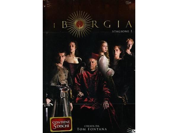 画像1: イタリア語で観る「ボルジア家」シーズン1 DVD5枚組 【C2】