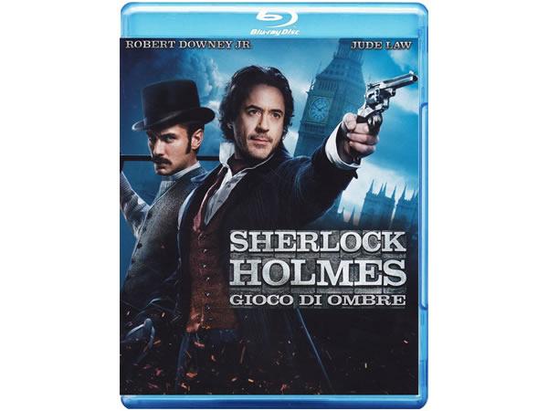 画像1: イタリア語などで観るガイ・リッチーの「シャーロック・ホームズ シャドウ ゲーム」 Blu-ray【C1】【C2】