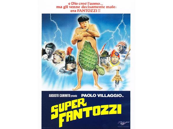 画像1: イタリアのコメディ映画Paolo Villaggio 「SuperFantozzi」DVD 【A1】【A2】【B1】
