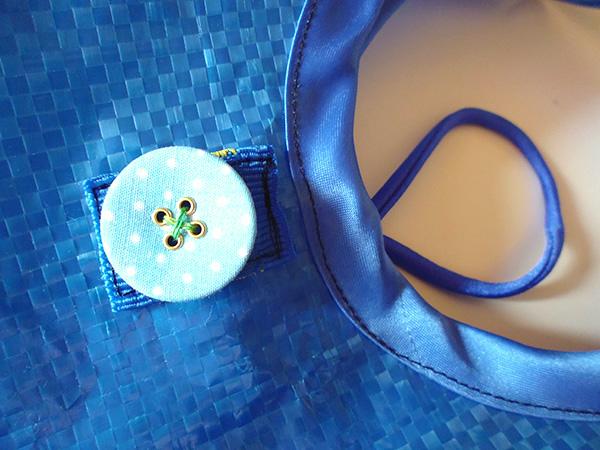 画像4: IKEARTE イタリア製イケアのガジェット ナイロン折りたたみエコバッグ 【カラー・ブルー】