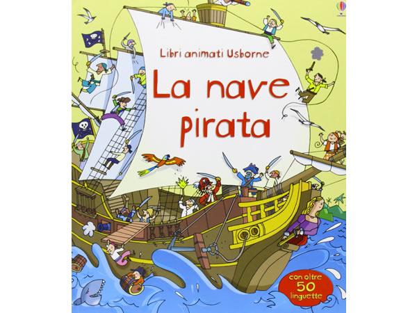 画像1: イタリア語で絵本・児童書「海賊船」を読む 対象年齢4歳以上【A1】