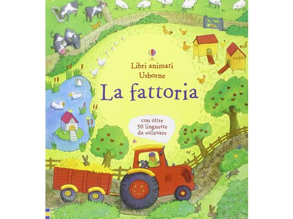 画像1: イタリア語で絵本・児童書「農場」を読む 対象年齢4歳以上【A1】