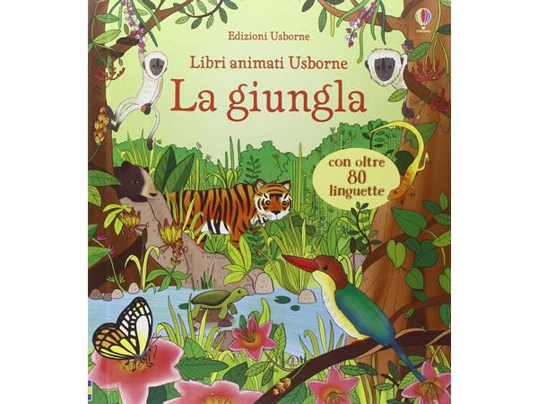 画像1: イタリア語で絵本・児童書「ジャングル」を読む 対象年齢4歳以上【A1】