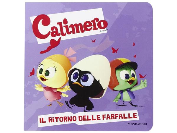 画像1: イタリア語で絵本、カリメロを読む Il ritorno delle farfalle! Calimero 対象年齢3歳以上【A1】