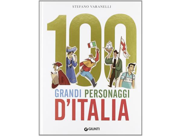 画像1: イタリア語で読む、絵本・児童書「イタリアの100人の偉人」 対象年齢8歳以上【A1】