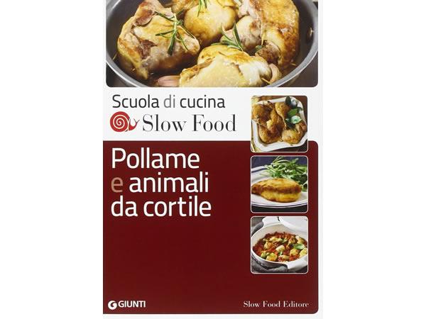 画像1: スローフード・スクール イタリア語で学ぶ鶏と小動物、家禽類の調理本 【B2】