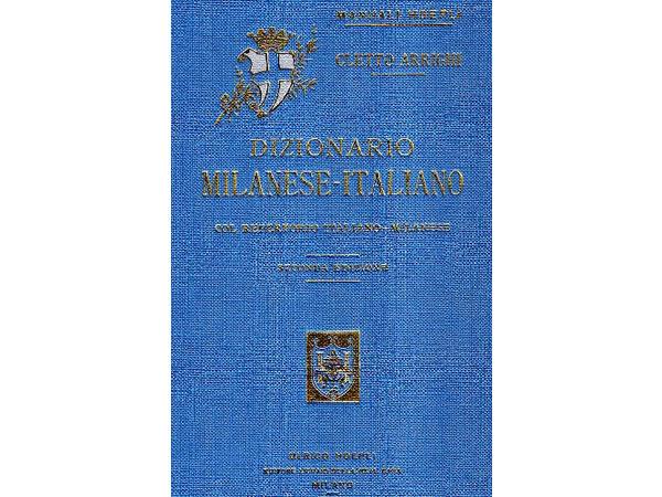 画像1: イタリア語ミラノ方言辞書 【A1】【A2】【B1】【B2】【C1】【C2】