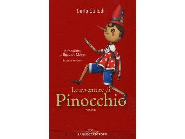 画像1: イタリア語で読む、カルロ・コッローディのピノッキオの冒険 Tシャツのおまけ付き ピノキオ 【B1】