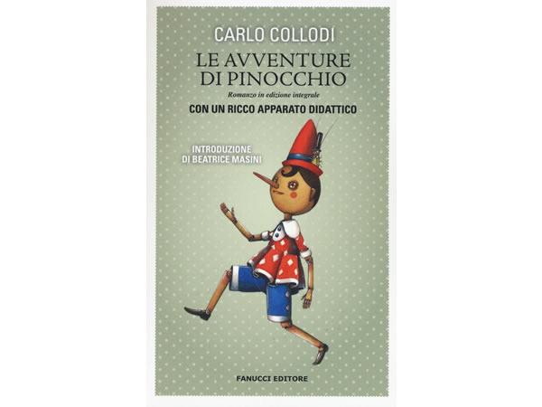 画像1: イタリア語でカルロ・コッローディの本・児童書「ピノキオ」を読む 対象年齢9歳以上 ピノッキオ【A1】