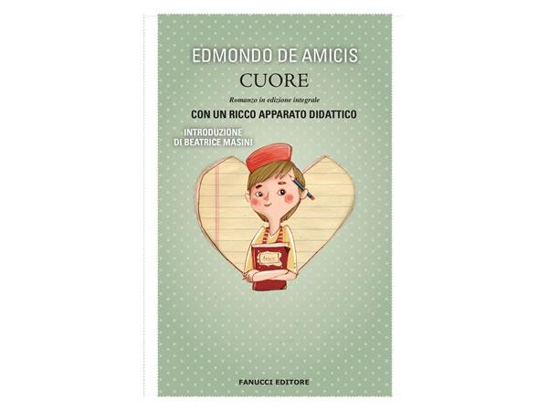画像1: イタリア語で読む 児童書 エドモンド・デ・アミーチスの「Cuore クオーレ」【A1】